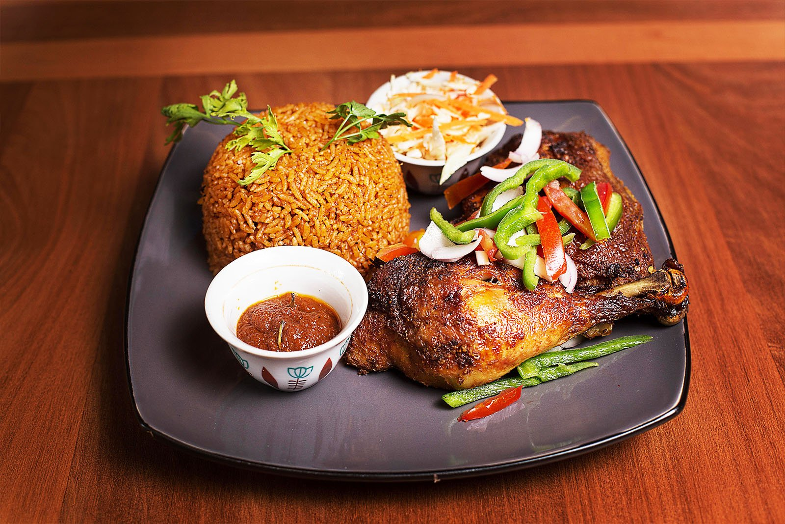 Authentic Ghanaian Food Restaurants In Accra The Chop Bar